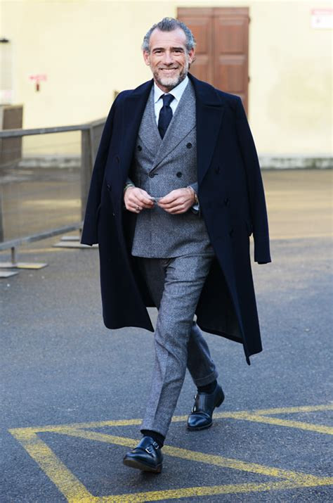 pitti uomo 83 seasoned gentlemen gentleman s gazette
