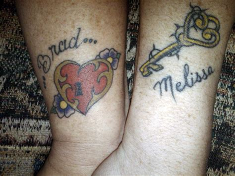 matching tattoos for couples in love matching tattoos for couples in