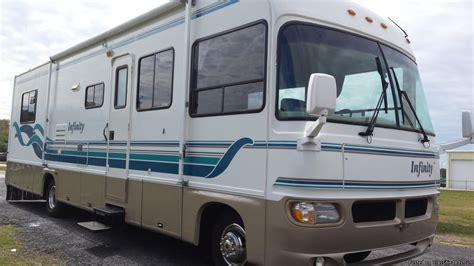 four winds infinity motorhome four winds infinity 33 rvs for sale