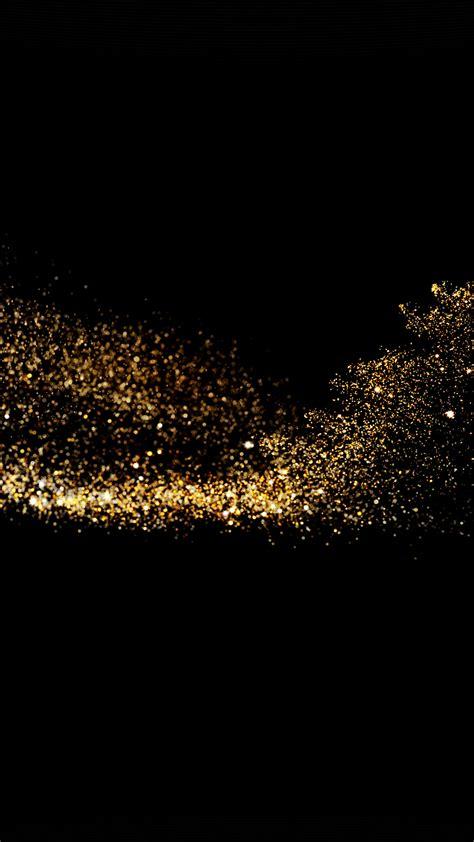 wallpaper 4k gold gold particles 4k amoled wallpaper amoled wallpapers