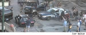 Lance Briggs Lamborghini Car Crash Lance Briggs Car Crash