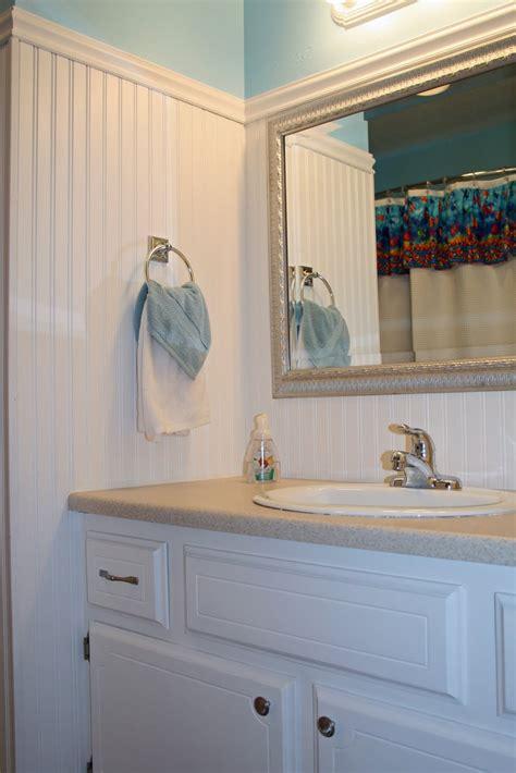 bathroom with beadboard � classic style homesfeed