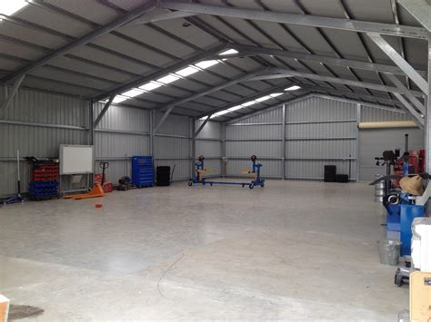 Garage Design by Peter S New Mechanical Workshop Shed Master Sheds