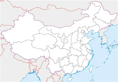 printable maps china blank china map dr odd