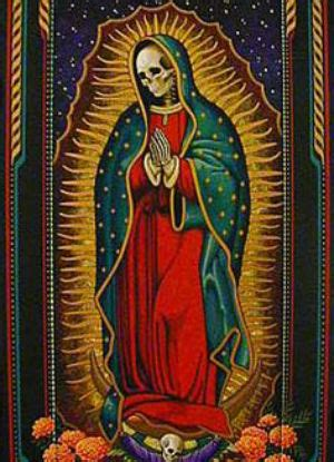 santa muerte images santa muerte gains popularity throughout mexico will