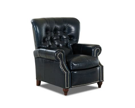 Leather Recliner Made In The Usa Cl702 Comfort Design