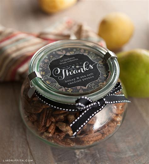 printable labels for your fall food gifts by lia griffith printable labels for your fall food gifts by lia griffith