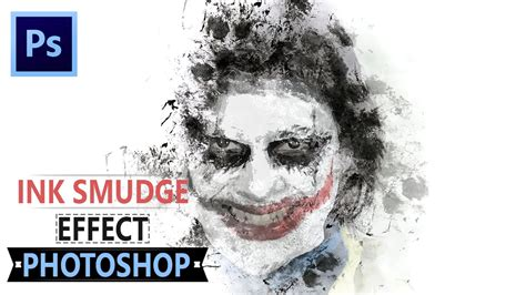 tutorial hard smudge photoshop photoshop tutorial ink smudge ignite production