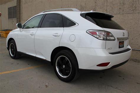 lexus awd hatchback 2011 lexus rx350 awd custom wheel pkg envision auto