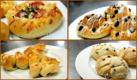 Roti Sisir Matahari aneka roti sekolah kuliner dan patiseri