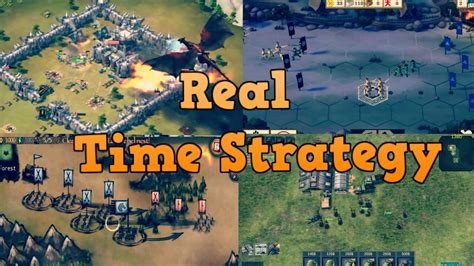 best real time strategy top 15 real time strategy for android