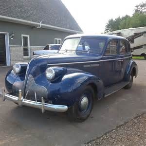 Buick Special 8 1939 Buick Eight Special Bramhall Classic Autos