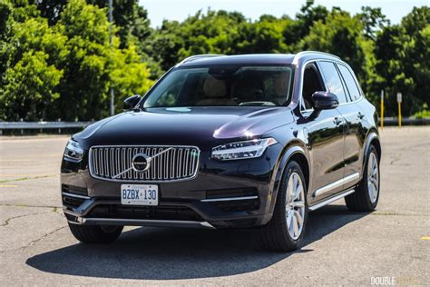 Xc90 T8 Reviews by 2016 Volvo Xc90 T8 Inscription Review Doubleclutch Ca