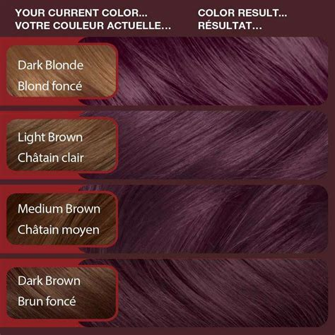 London Lilac Hair Color Reviews | amazon com vidal sassoon london luxe 5vr london lilac 1