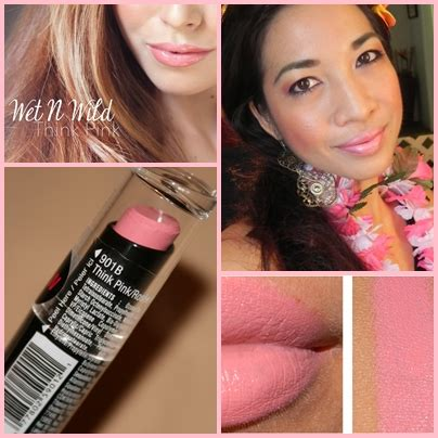 And Megalast Lipstick Think Pink 1 n megalast think pink elevenia