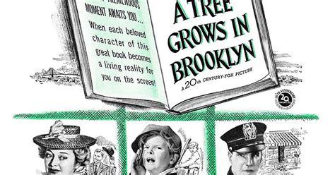 le lys de brooklyn chroniques du cin 233 phile stakhanoviste le lys de brooklyn a tree grows in brooklyn elia kazan