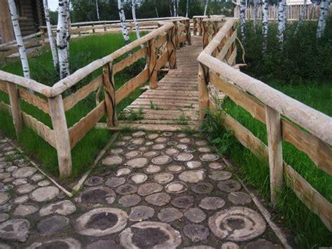 ideas for garden paths 30 green design ideas for beautiful wooden garden paths