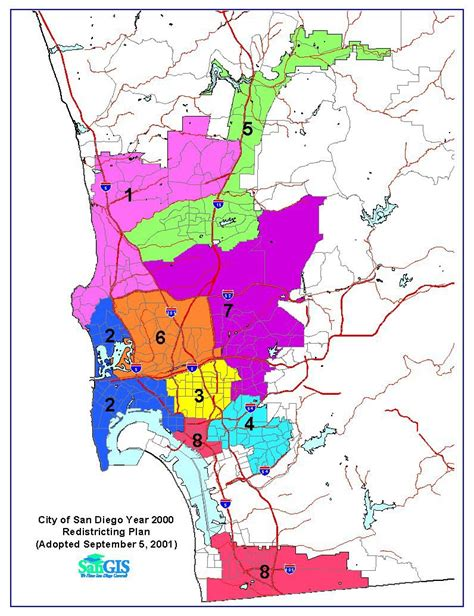 why isn t district 2 ob s district its own