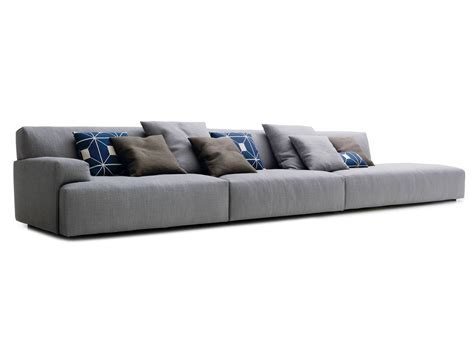 Sectional Fabric Sofa With Removable Cover Soho By Soho Sectional Sofa