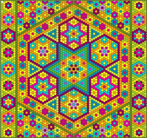 Patchwork Hexagons Patterns Quilt - 395 best hexagonos images on paper