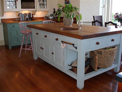 furniture style kitchen island handcrafted chalon worktable the chalon worktable is one