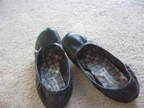shoes flats for sale well worn shoes socks ballet flats for sale sold