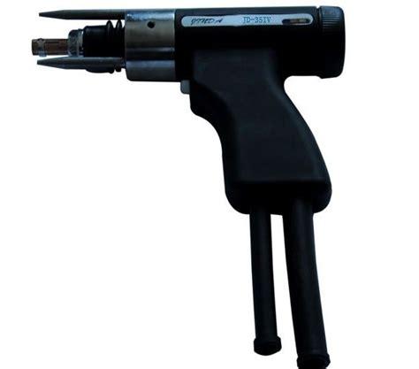 capacitor discharge stud welding gun industrial capacitor discharge cd stud welding gun to weld al studs