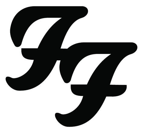 Foo Fighters Logo foo fighters logo by wastinglight on deviantart