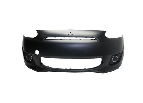 mitsubishi mirage bumper bumper delantero mitsubishi mirage agujeros de