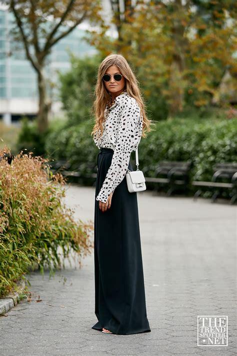 street style   york fashion week ss