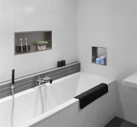 container box shower niches easy  quick  install