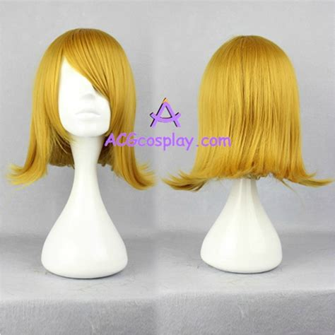 Kagamine Len Wig kagamine wig discount wig supply