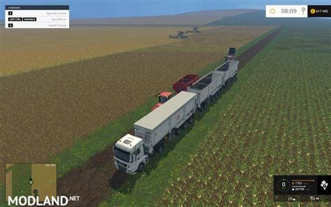 maps to the trailer kre sb3060 with clutch v5 0 multifruit mod for farming simulator 2015 15 fs ls 2015 mod