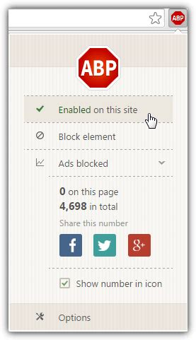 test adblock 10 ad blocking extensions tested for best performance