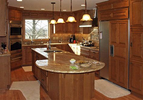 u shaped kitchen island kitchen design photos