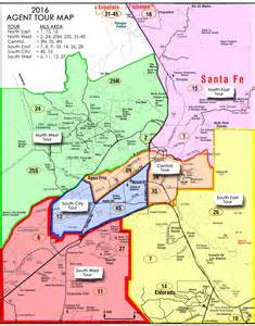santa fe map santa fe mls zoning maps real estate properties santa fe