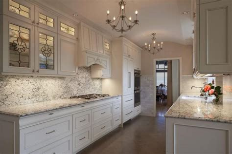 best granite color for off white cabinets kitchen colors with off white cabinets curved wooden