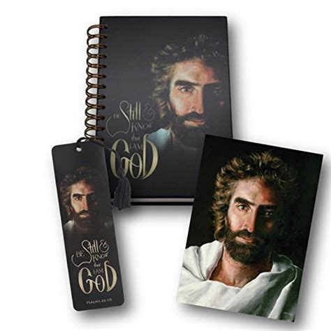 book heaven is for real picture of jesus be still journal 3 gift set featuring prince of