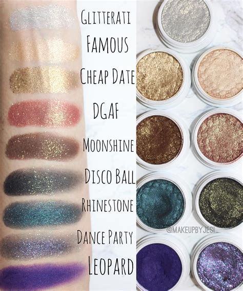 color pop the 25 best colourpop eyeshadow swatches ideas on