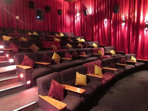 comfortable seating picture  light house cinema cuba