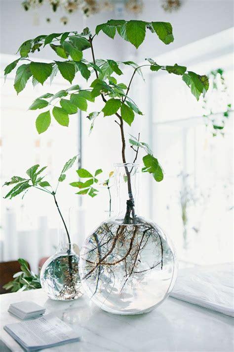 Living Room Vase Decoration Lе Vase En Verre Un Joli D 233 Tail De La D 233 Co Archzine Fr