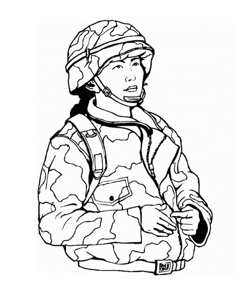 printable coloring pages army free printable army coloring pages for