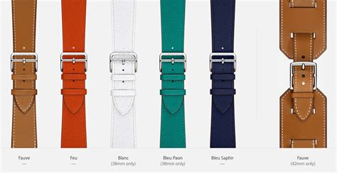 Apple Hermes 38mm Bleu Jean Leather Tour new apple herm 232 s bands what you need to imore