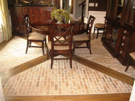dining room tiles tile flooring ideas for dining room and floor design clipgoo