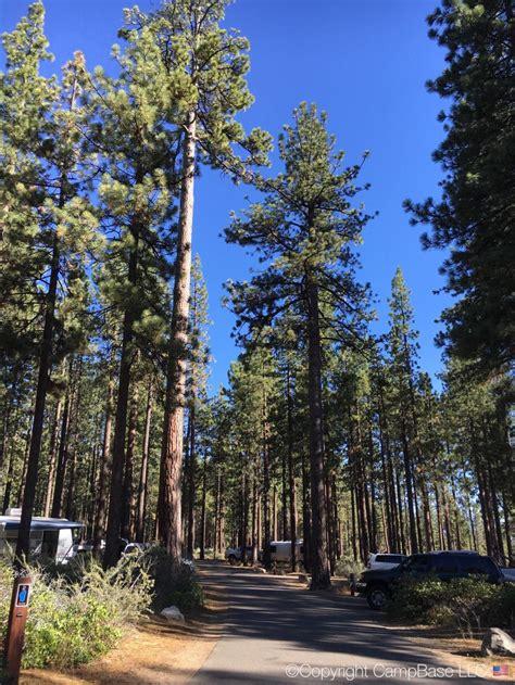 nevada beach campground south lake tahoe nevada