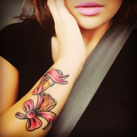 Tattoo On Lower Arm Girl | lower arm feminine tattoo for girls tattooshunt com
