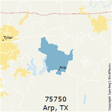 arp texas map best places to live in arp zip 75750 texas