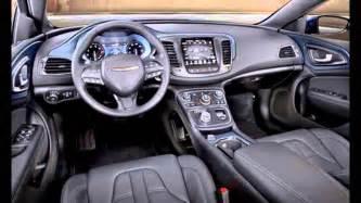 Chrysler 2oo 2016 Chrysler 200 Interior
