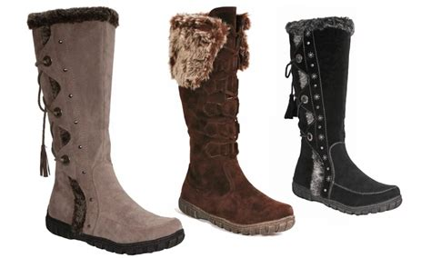bucco boots bucco suede s boots groupon goods