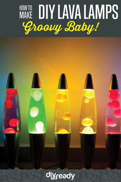 lava lamp diy projects craft ideas